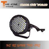 LED de exterior IP65 impermeável PAR fase pode lavar de Luz