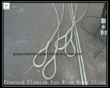 Flemish Eye Steel Wire Rope Lifting Sling Supplier