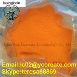 Pharmaceutical Steroid Powder Source CAS 4759-48-2 Isotrétinoïne pour traiter l'acné kystique