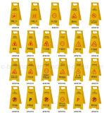 Printable влажные предупредительные знаки доски/опасности знака пола/знака предосторежения