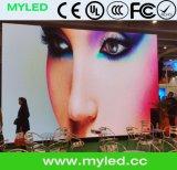 Afficheur LED P2.0 Indoor/P2.5 polychrome d'écran de mur de qualité