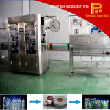 Машина для прикрепления этикеток PVC товарного знака напитка