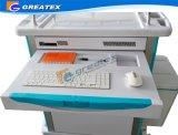 Medizinische drahtlose Krankenpflege-Laufkatze-Computer-Laufkatze (QNT-7201)