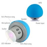 Mushroom Bluetooth Speaker & Suction Cup for Stander