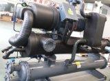Охладитель гликоля низкой температуры охлаженный водой промышленный