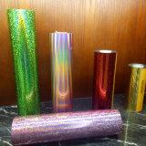 Hot Stamping Película holográfica de lámina de plástico para imprimir