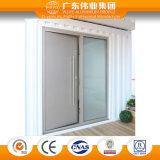 90 Serie Aluminium-/Aluminium/Aluminio Schwingen-geöffnete Art-zusammengesetzte Innentüren
