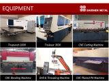 De Fabriek van de Componenten van de Machines van de Tank van het Water van het Kabinet van de Knalpot van de Vervaardiging van het Metaal van het Blad van de Boot van de Vervangstukken van de Scheepsbouw van de douane maakt