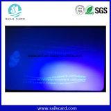 반대로 가짜 플라스틱 PVC 카드를 인쇄하는 주문 UV 홀로그램