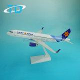 A320neo Israir 1/100 37.6cm als Model van het Vliegtuig van de Gift van Vliegtuigen