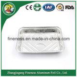 Les plaques d'aliments d'aluminium FN-0127