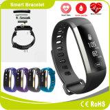 Frequência cardíaca Monitor do sono Medidor de sangue Oxigênio Medidor de pressão arterial Pedômetro Relógio Bluetooth