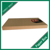 Ecofriendly Flat Mailer Box para DVD e Book P Flat Rigid Mailers / DVD / Book Packing Box