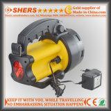 찾기를 위한 경고등을%s 가진 재충전용 19PCS LED 스포트라이트