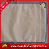 Cubierta no tejida disponible de la almohadilla, funda de almohada de la línea aérea de China