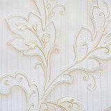 Carta da parati del fiore del PVC per la decorazione domestica
