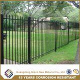 Backyard를 위한 주거 Round Tubular Iron Metal Fence Panels 또는 정원 또는 House