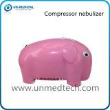L'éléphant New-Cute nébuliseur du compresseur pour l'utilisation de l'hôpital