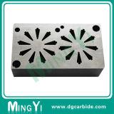 Conjunto de blocos padrão Misumi de carboneto sólido com orifícios de ar