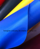 Recubierto de PVC lona para carpa Cove y tejido de la industria