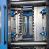 Machine de moulage injection en plastique pour la préforme en plastique de capsule et de bouteille