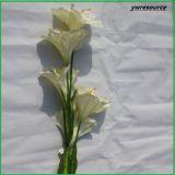 고품질 가정 결혼식 훈장을%s 실크 인공 꽃 가짜 백합