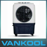 De bajo coste y bajo consumo de energía portátil del refrigerador de aire del pantano