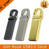 OEM Custom Logo Metal Gancho USB3.0 Memory Stick (YT-3258-03)