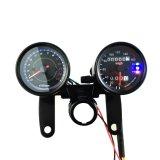 Indicateur de vitesse et tachymètre d'odomètre de moto pour le coureur de café du Sr Xv Rx de YAMAHA pour Suzuki Honda Kawasaki