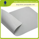 Tela incatramata rivestita bianca del PVC di vendite calde per la tenda