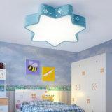 Luz de teto creativa moderna do diodo emissor de luz da lâmpada das crianças do diodo emissor de luz dos desenhos animados