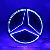 Illuminated Car for Benz Logotipo LED para Mercedes Benz Glc Gle GLS
