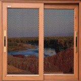 Aluminiumrahmen-Fenster mit Moskito-Netz und Gitter
