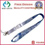 플라스틱 버클 (KSD-886)를 가진 방아끈을 광고하는 염료 이하 관례