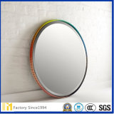 Customized Various Shapes Decorative Wall Rotating Bathroom Mirror