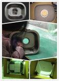 De Gootsteen van de Keuken van Undermount, de Gootsteen 4338A van de Staaf