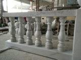 Corrimani personalizzati esterni di Baluster& della scala del granito & del marmo di stile elegante
