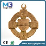 Médaille antique personnalisée de souvenir en métal