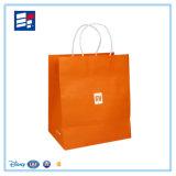 OEM personalizada bolsa de regalo con papel de aluminio de plata