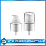Freie transparente kosmetische Plastiksahne-Pumpen-Lotion-Pumpe der Glasflaschen-24mm