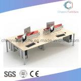 Poste de travail en bois de bureau d'ordinateur de personnel de Tableau de bureau de qualité