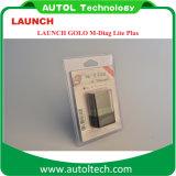2017 Nieuwe Vrijgegeven Lancering Golo m-Diag Lite plus het Zelfde van de Functie van de Software met Lancering X431 voor Ios en Androïde