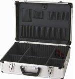 Qualitäts-konkurrenzfähiger Preis-Aluminiumhilfsmittel-Kasten mit Schaumgummi