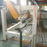Обрабатывать изделие на определенную длину линия 25X2500 с утеской