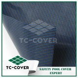 Green+Black Swimming Pool Cover Material