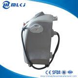 La peau de laser de ND YAG de commutateur de chargement initial + de Q blanchissent la machine