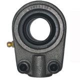 Soldar a extremidade da haste do cilindro hidráulico