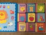 La cubierta suave, a todo color de impresión offset libro de niños,