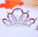 신부 Hairband 창조적인 아이들 크라운 다이아몬드 모조 다이아몬드 머리 부속품