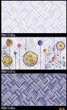 De waterdichte Tegels van de Muur 300X600 met de Druk van Inkjet